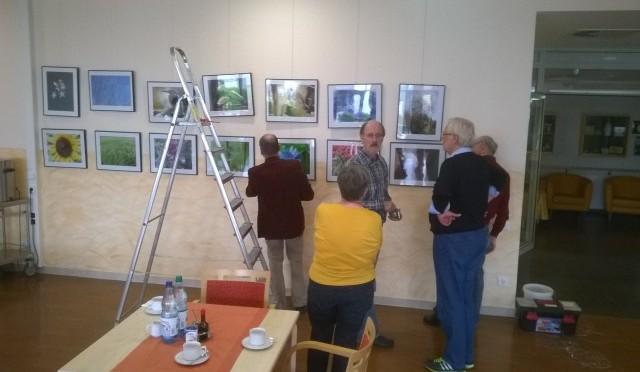 Ausstellung – St.Elisabeth Altenheim-Rommerskirchen